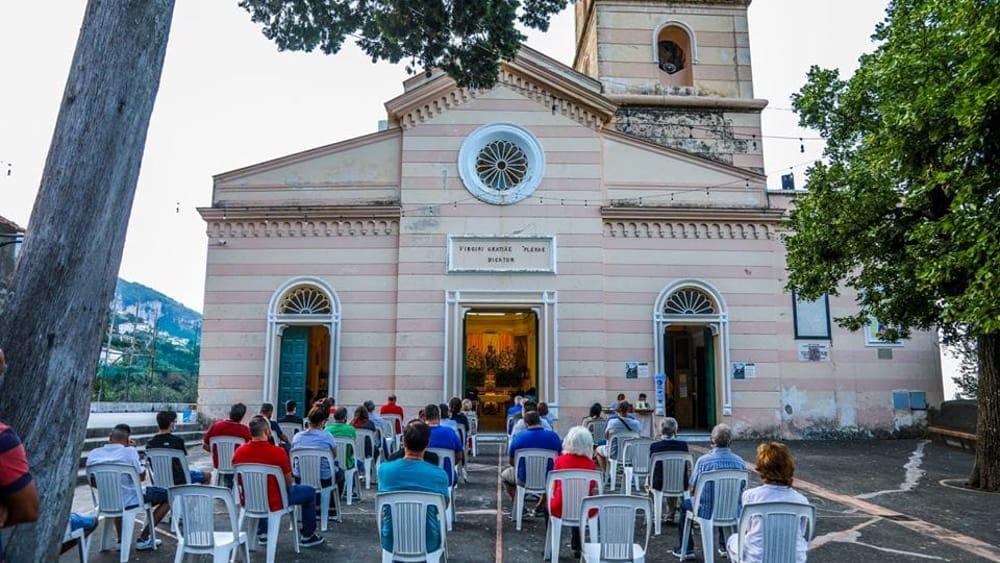 Post Covid/La Madonna delle Grazie tra preghiere e invocazioni, il ...