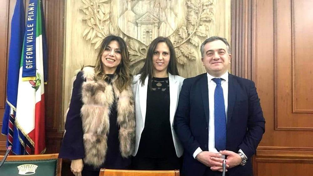 Giffoni Valle Piana, Gubitosi eletta presidente del consiglio comunale