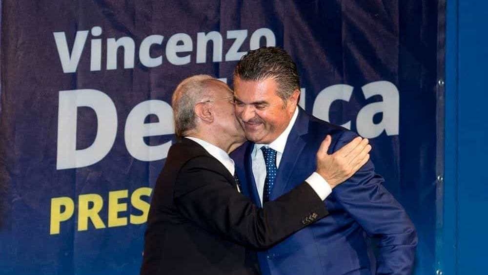 Antimafia, la difesa di Franco Alfieri 15 maggio 2019