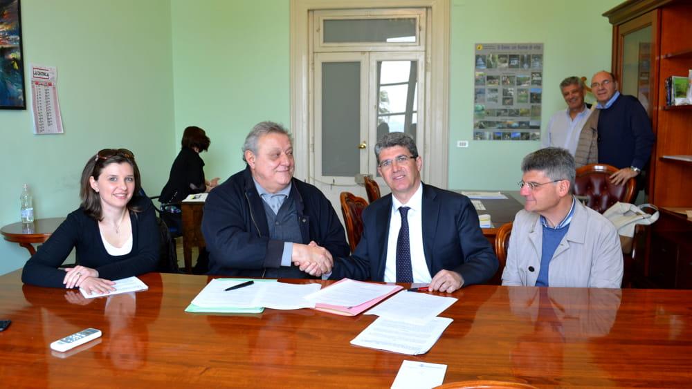 Cava de' Tirreni, firmato l'accordo in Provincia: apre l ...