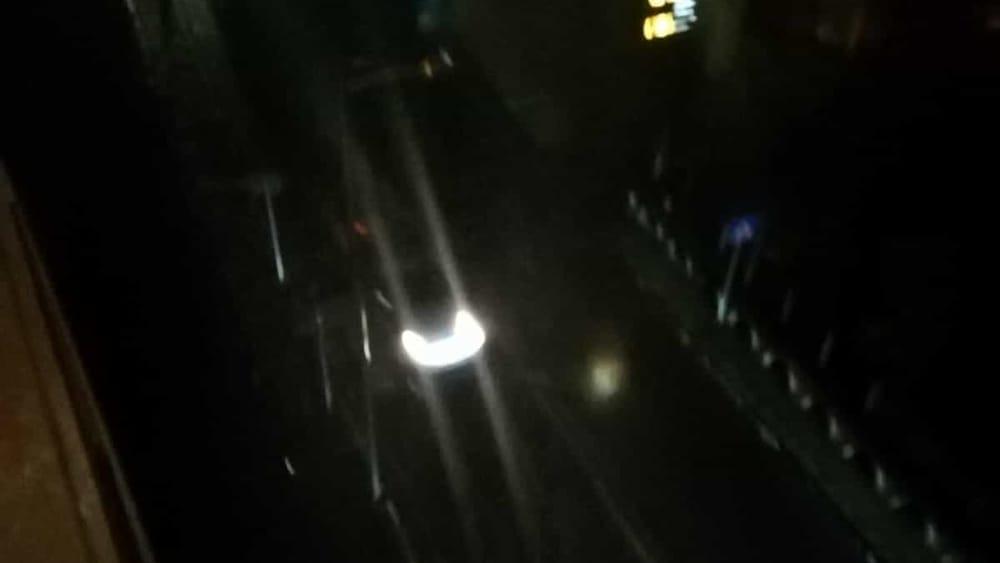 Via Moscato e via Risorgimento di nuovo al buio: la segnalazione