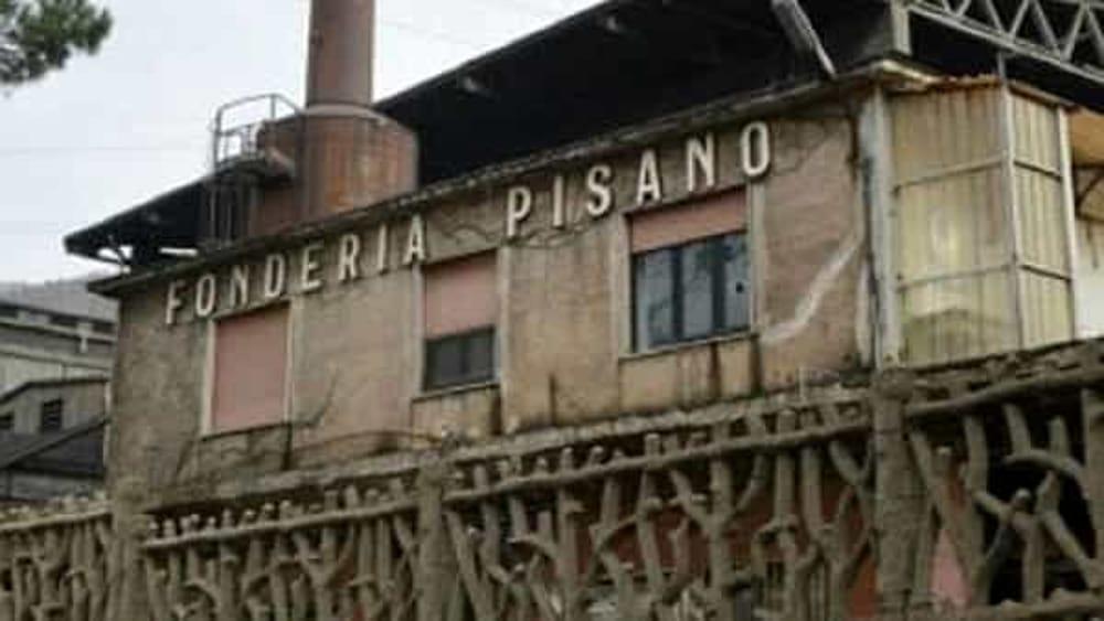 Risultati immagini per FONDERIE PISANO