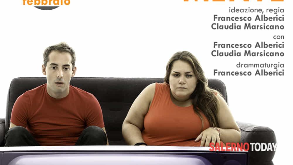 """""""Socialmente"""", lo spettacolo di Francesco Alberici e Claudia Marsicano al Centro Sociale di Salerno"""